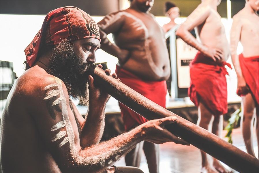 Image of Didgeridoo performance